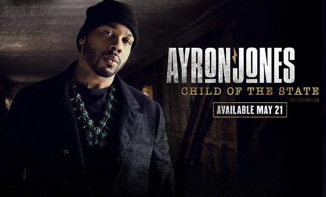 AYRON JONES: nouvel album le 21 mai 2021