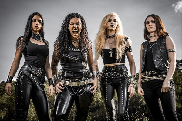 "CRYPTA : Single et Vidéo ""From The Ashes"""