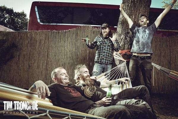 RED FANG : Nouvel album Arrows