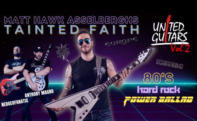 "United Guitars : vidéo de ""Tainted Faith"""