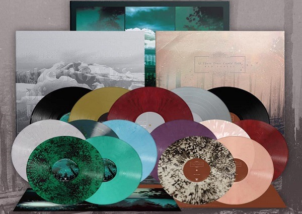 If These Trees Could Talk : Rééditions vinyles
