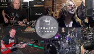 The Wring : nouvel album «The Wring² Project Cipher»