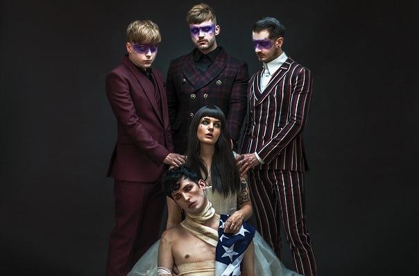 CREEPER : Nouveau single 'Midnight'