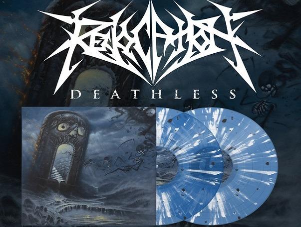 """Revocation : Réédition vinyle de """"Deathless"""""""