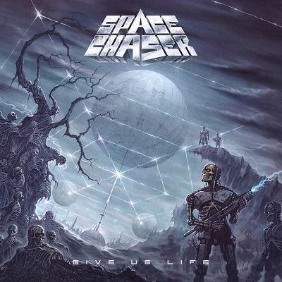 Space Cahser pochette
