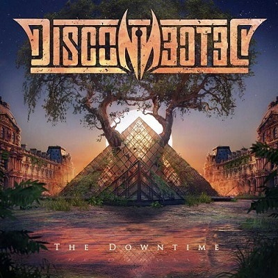 Disconnected pochette The Downtime