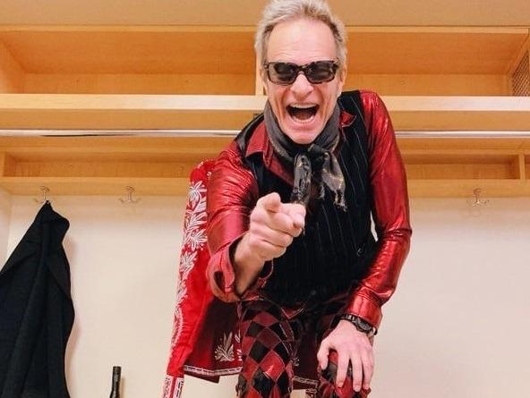 """David Lee Roth : Nouveau single """"Giddy-Up"""" en écoute"""