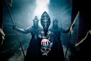 Behemoth : Vidéo Shadows Ov Ea Cast Upon Golgotha