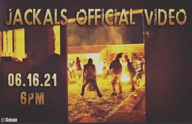 """DEATH DECLINE: Nouvelle vidéo """"Jackals"""""""
