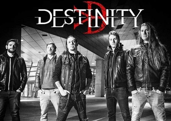 """DESTINITY : vidéo de""""Reject The Deceit"""""""