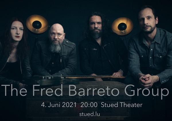 FRED BARRETO GROUP: Nouveau single Dream Again
