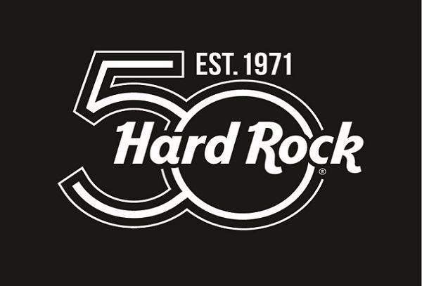 La marque HARD ROCK CAFE fête ses 50 ans
