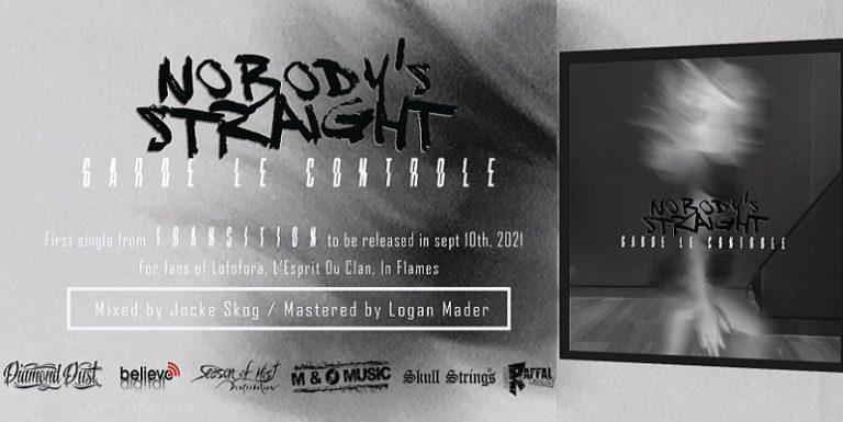 Nobody's Straight : nouvel album Transition en septembre