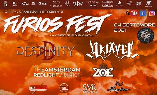FURIOS Fest :1ère édition le 4 septembre 2021