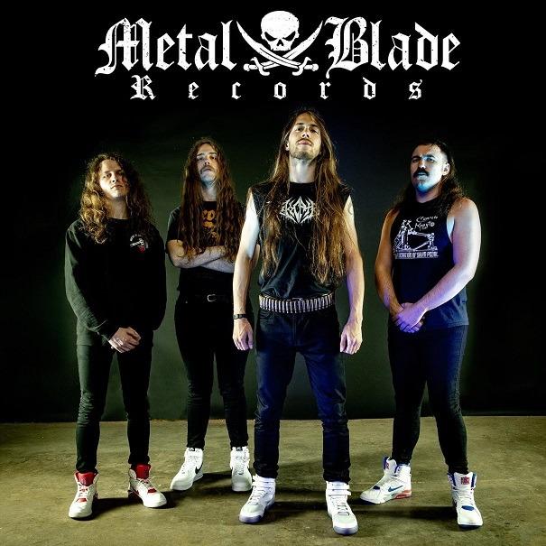 Cryptic Shift signe avec Metal Blade
