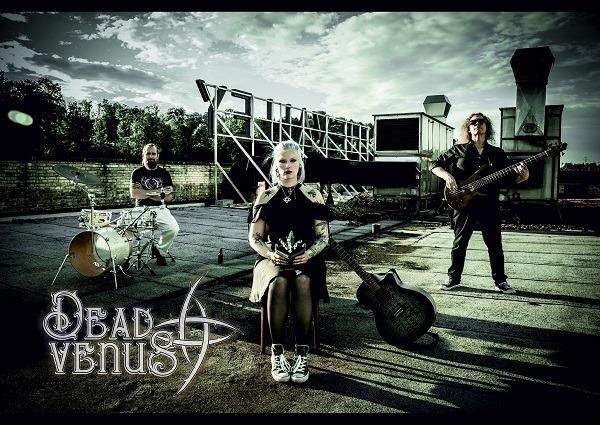 """DEAD VENUS : Nouveau single """"Lily Of The Valley"""