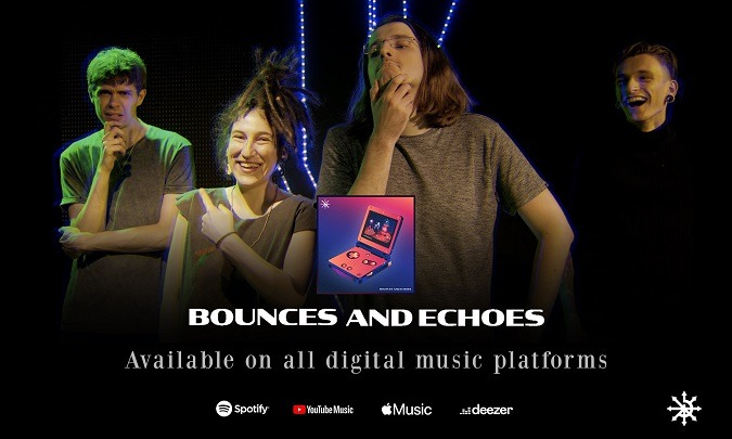 DIVERGENCE : Bounces And Echoes Full EP