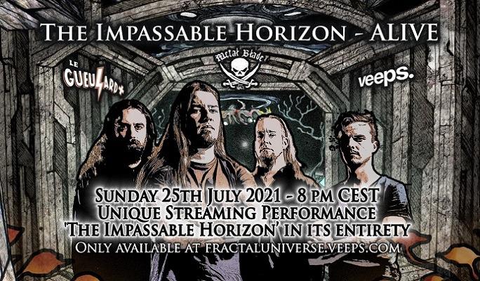 """Fractal Universe : """"The Impassable Horizon – Alive"""""""
