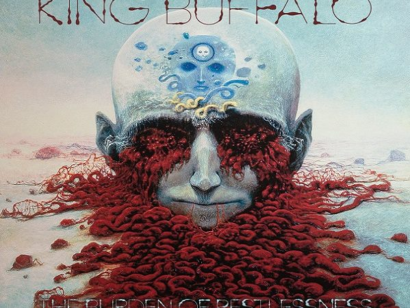 "King Buffalo : ""The Burden Of Restlessness"""