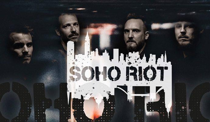 SOHO RIOT: Premier album en préparation