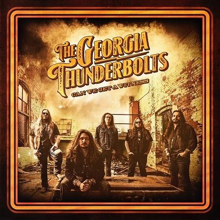 THE GEORGIA THUNDERBOLTS pochette