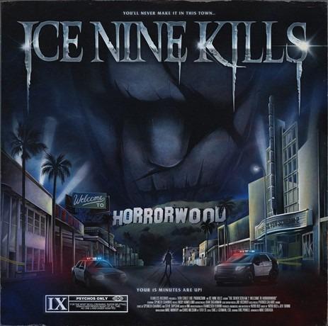 ICE NINE KILLS pochette album