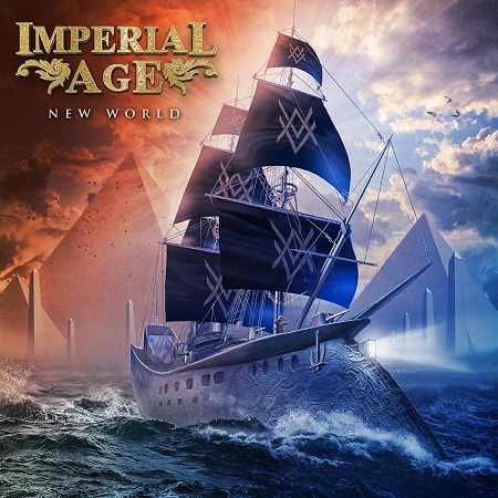 IMPERIAL AGE pochette