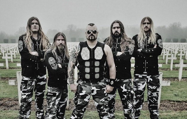"""SABATON annonce """"The Tour To End All Tours"""""""