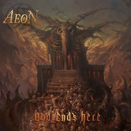 Aeon album pochette