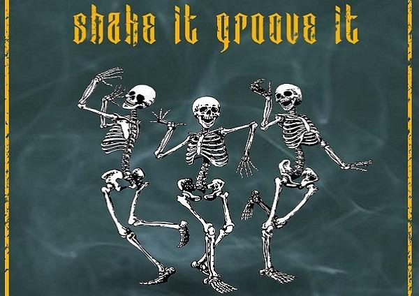 SWEET NEEDLES : Clip SHAKE IT! GROOVE IT!