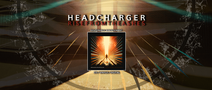 Headcharger : Nouveau clip Rise from the Ashes