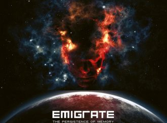 "Emigrate : Nouveau single ""You Can't Run Away"""