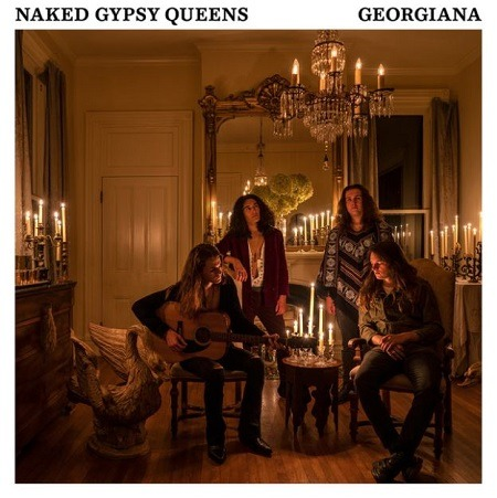 Naked Gypsy Queens pochette