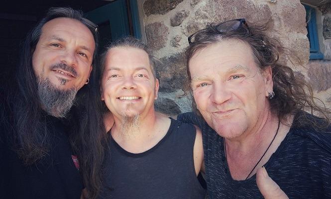 Pat O'May trio